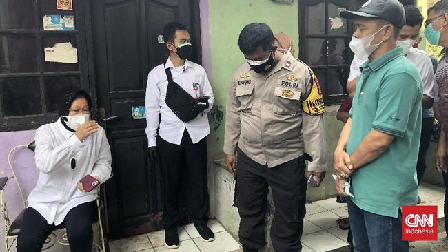 Polres Metro Tangerang Kota menyelidiki dugaan pemotongan bansos di Karang Tengah, yang terungkap usai aksi blusukan Risma di daerah itu.