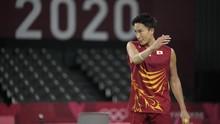 Kento Momota Tersingkir dari Olimpiade Tokyo