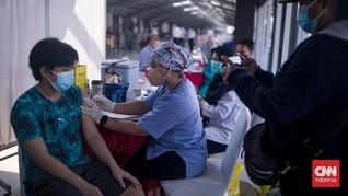 Jatah Vaksin Jawa Barat Melimpah Tapi Tak Merata