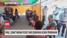 VIDEO :Viral, Camat Marah Polisi Bubarkan Acara Pernikahan