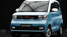 Harga Mobil Listrik Wuling Mini EV Lebih Murah dari LCGC