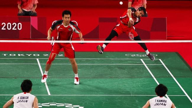Ahsan/Hendra: Peluru Indonesia Berkurang di Olimpiade Tokyo