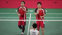 Hasil French Open: Tekuk Jepang, Ahsan/Hendra ke Babak 16 Besar