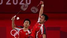 Live Streaming Ahsan/Hendra di Semifinal Olimpiade Tokyo