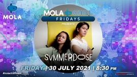 Jorja Smith dan Svmmerdose Hadir di Mola Chill Fridays