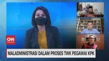 VIDEO: Maladministrasi Proses TWK Pegawai KPK