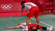 Lolos Semifinal Olimpiade Tokyo, Greysia Pastikan Tak Cedera