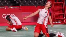 Klasemen Medali Olimpiade Selasa 3 Juli: Indonesia ke-39