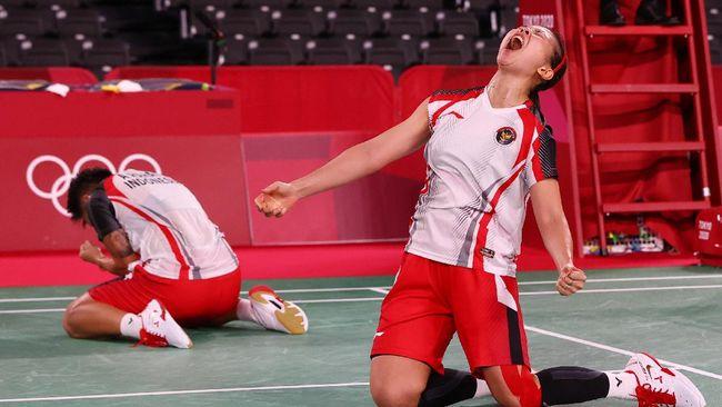 Indonesia menghuni posisi ke-39 dalam daftar klasemen medali Olimpiade Tokyo 2020 pada Selasa (3/8). Sementara posisi puncak masih dikuasai China.