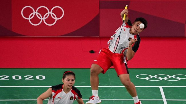 Berikut head to head Greysia Polii/Apriyani Rahayu vs Chen Qingchen/Jia Yifan jelang partai final Olimpiade Tokyo 2020.