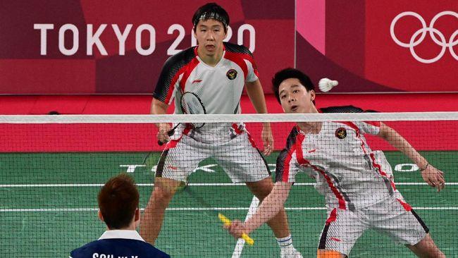 Ketua Umum PP PBSI meminta Kevin Sanjaya/Marcus Gideon dan kawan-kawan tak menyesali kegagalan di Olimpiade Tokyo 2020.