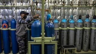 Antisipasi Kelangkaan Stok, Sumbar Bentuk Satgas Oksigen