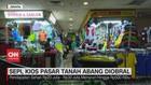 VIDEO: Sepi, Kios Pasar Tanah Abang Diobral