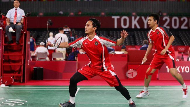 Mentalitas bertanding Mohammad Ahsan/Hendra Setiawan diyakini vital dalam duel lawan dari Lee Yang/Wang Chi-Lin di Olimpiade Tokyo.