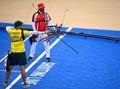 Riau Ega Melaju ke Babak 32 Besar Olimpiade Tokyo