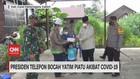 VIDEO: Presiden Telpon Anak Yatim Piatu Akibat Covid-19