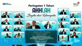 Demi Akselerasi Digital, Telkom Perkuat Implementasi AKHLAK