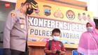 VIDEO: Polres Sukoharjo Angkat Gifari Jadi Anak Asuh