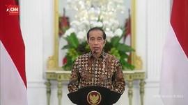 VIDEO: Jokowi Minta Warga Diedukasi Siap Hadapi Bencana
