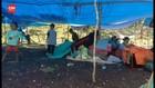VIDEO: Takut Gempa dan Tsunami, Warga Ampana Masih Mengungsi