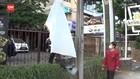 VIDEO: Kafe-Restoran di Bandung Kibarkan Bendera Putih