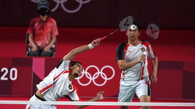 Indonesia berada di urutan ke-45 dalam klasemen medali Olimpiade Tokyo. Berikut klasemen medali lengkap hari Jumat (30/7).