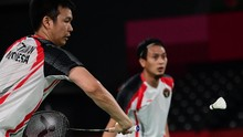 Indonesia vs Denmark di Piala Sudirman: Jodoh Saling Tumpas