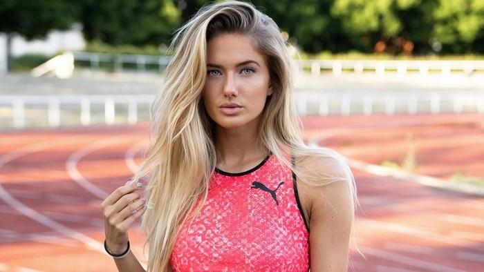 Alica dikontrak oleh Puma menjadi salah satu Brand Ambassadornya. Perempuan yang memiliki 2,1 juta pengikut di Instagram ini kerap mengunggah foto-foto dirinya mengenakan sportswear dari brand olahraga ini. Atletis banget ya!/ Foto: Instagram/alicasmd.