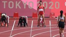 FOTO: Perjuangan Alvin Tehupeiory di Olimpiade Tokyo