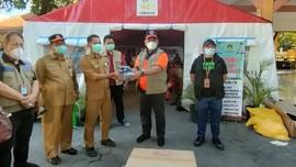 BNPB Monitoring PPKM dan Distribusi Masker hingga Kecamatan