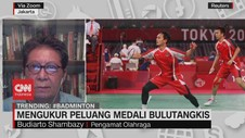 VIDEO: Mengukur Kans Medali Bulutangkis