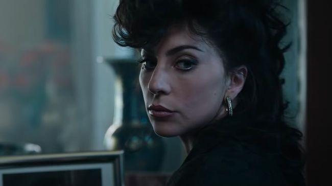 Aktris Lady Gaga yang memerankan Patrizia Reggiani dalam film House of Gucci menjadi sorotan utama dalam trailer perdana film itu.