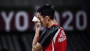 Piala Sudirman: Jonatan Minta Maaf Gagal Sumbang Poin