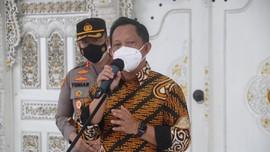 Mendagri Semangati Pemerintah Daerah Hadapi Pandemi