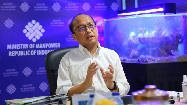 Kemnaker berkomitmen untuk menciptakan SDM yang unggul pascapandemi Covid-19, yakni dengan meningkatkan kapital digital tenaga kerja Indonesia.