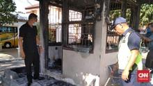 Dua Mahasiswa Jadi Tersangka Pembakaran Fasilitas IAIN Madura
