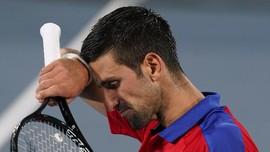 Novak Djokovic Kalah di Olimpiade Tokyo
