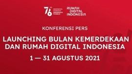 Festival Kemerdekaan Rumah Digital Indonesia Mulai Hari Ini
