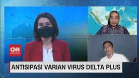 VIDEO: Antisipasi Virus Varian Delta Plus