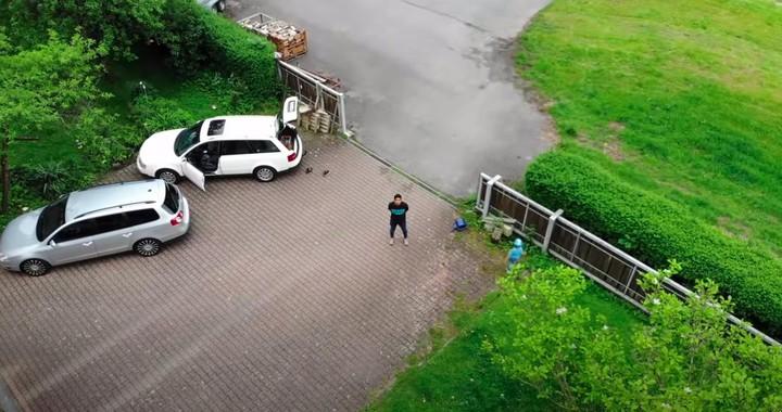 Rumah pria Sunda di Jerman