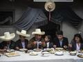 FOTO: Pedro Castillo, Si Anak Petani yang Jadi Presiden Peru