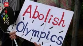 VIDEO: Covid Melonjak, Warga Jepang Minta Olimpiade Disetop