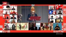 VIDEO: Upacara Detik-detik Proklamasi DIlakukan Virtual