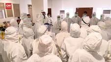VIDEO: Ratusan Dokter di Jatim Meninggal Akibat Covid-19