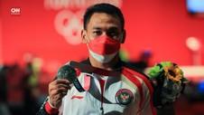 VIDEO: Eko Yuli Penasaran Belum Dapat Medali Emas Olimpiade