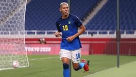 Olimpiade: Tugas Berat Timnas Brasil Bongkar Pertahanan Mesir