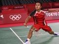 Ginting Pelajari Perubahan Gaya Chen Long di Olimpiade Tokyo