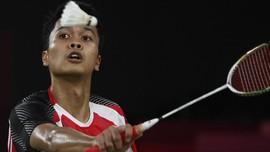 Olimpiade Tokyo: Ginting Unggul Head to Head atas Chen Long