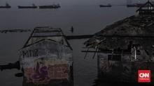 FOTO: Jejak Jakarta Bisa Tenggelam Puluhan Tahun Lagi