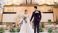 <p>Greysia resmi menikah dengan Felix Djimin pada 23 Desember 2020 lalu, Bunda. Penampilan sang suami pun ikut mencuri perhatian karena ketampanannya. (Foto: Instagram @greysiapolii)</p>
